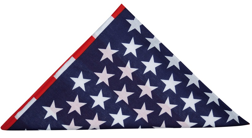 Bandana Stars and Stripes