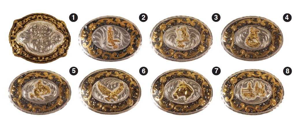 Belt Buckle Lakota