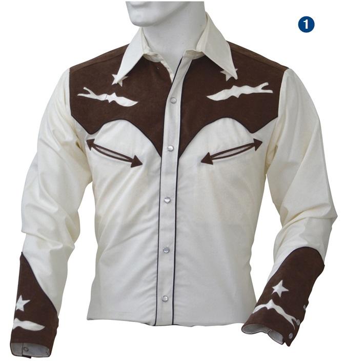 Lobo Riders Western Shirt