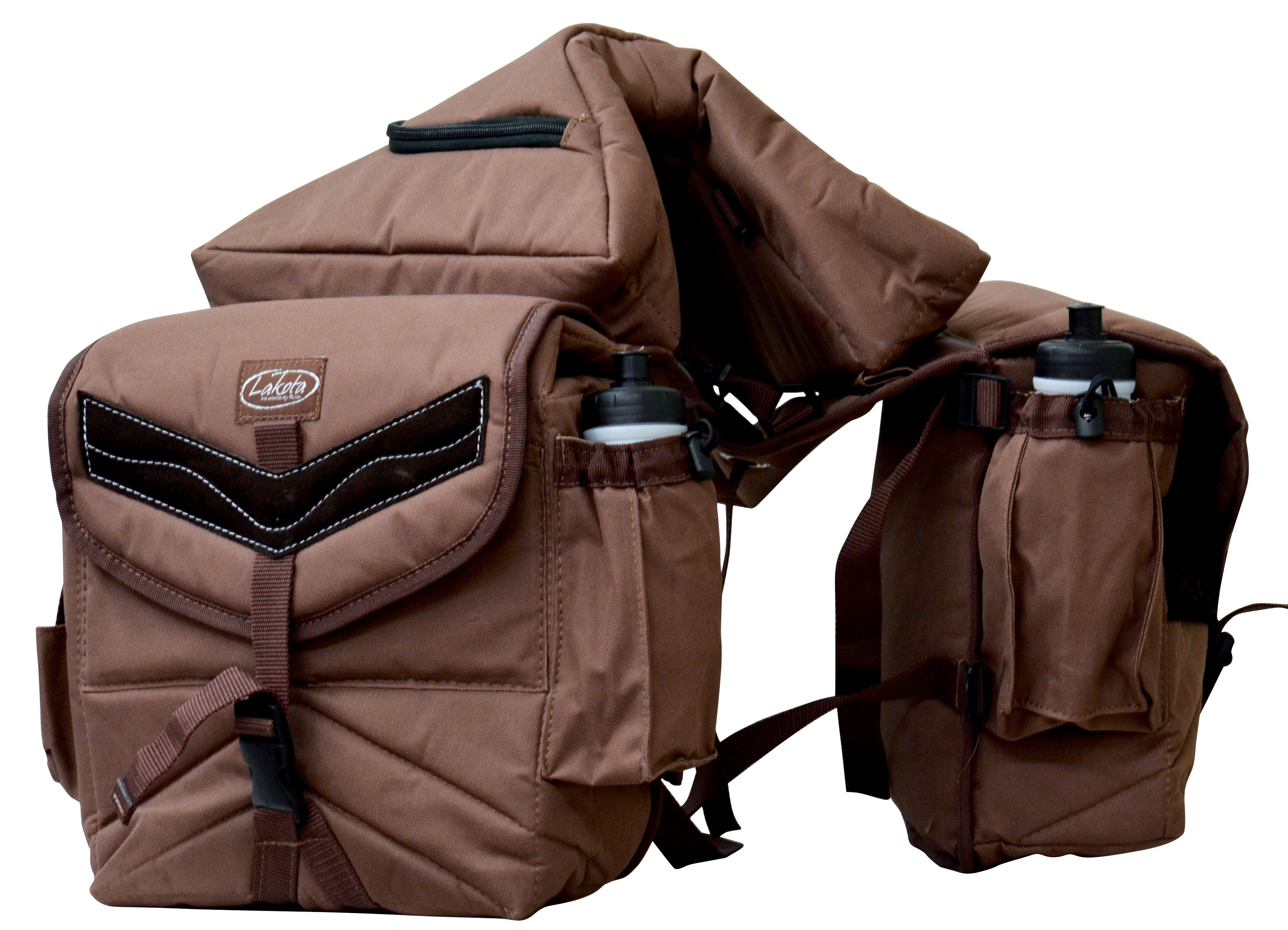 Saddle Bag Deluxe Lakota