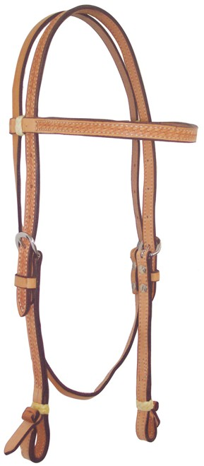 Western Headstall Billy Cook Old West