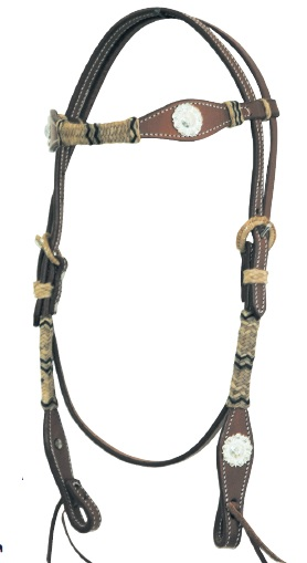 Western Headstall incl. Reins  Pools