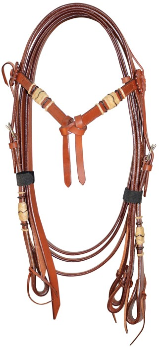 Western Headstall Set  Lakota
