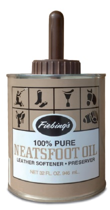 Leather Oil Fiebings