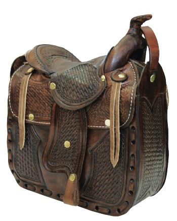Leather Handbag Westernsaddle