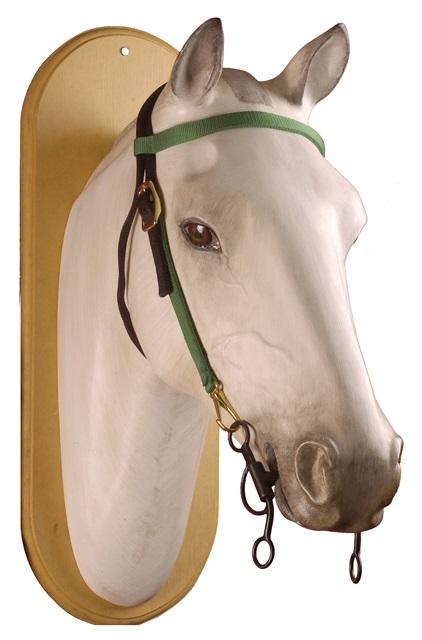 Western Headstall Nylon  Blå/Svart 1