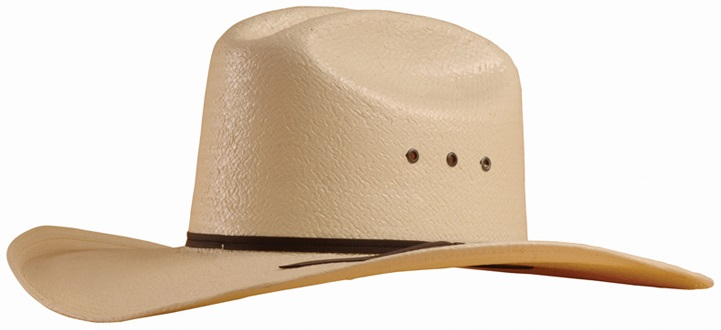 Straw Hat Superior JF Brown
