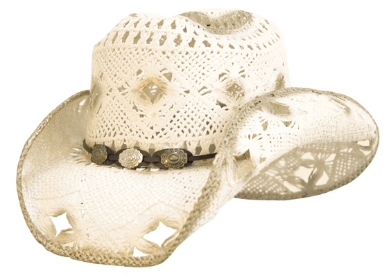 Straw Hat Women Country JFB Small 52-55 cm Beige