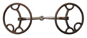 Snaffle Bit Antique Metalab