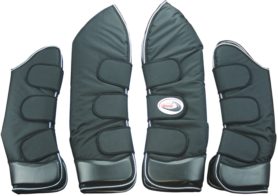Padded Anatomic Shipping Boots