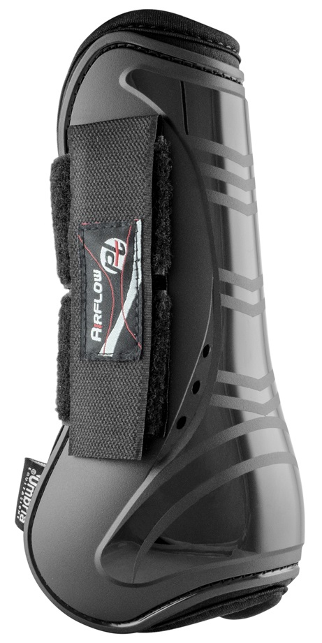 Airflow Tendon Boots  Small  Black