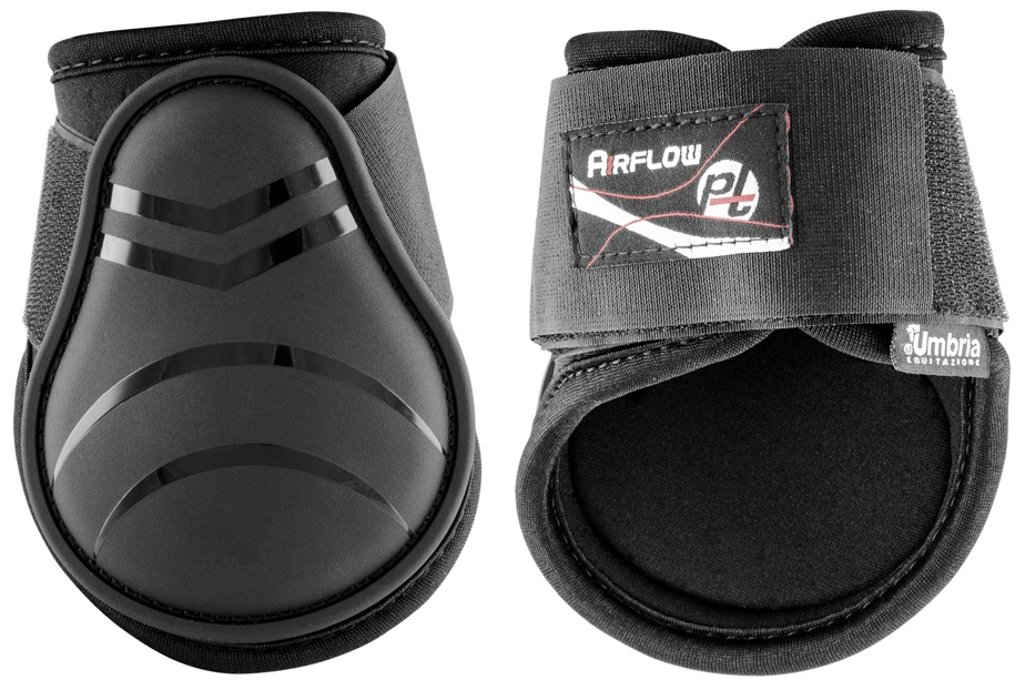 Airflow Fetlock Boots Small  Black