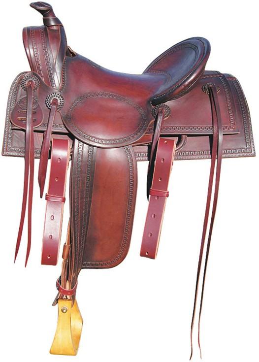 Mounted Shooter Old Wade RWB 16