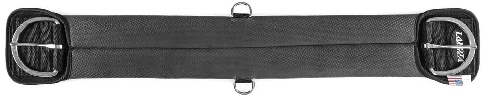 Drilled Neoprene Girth