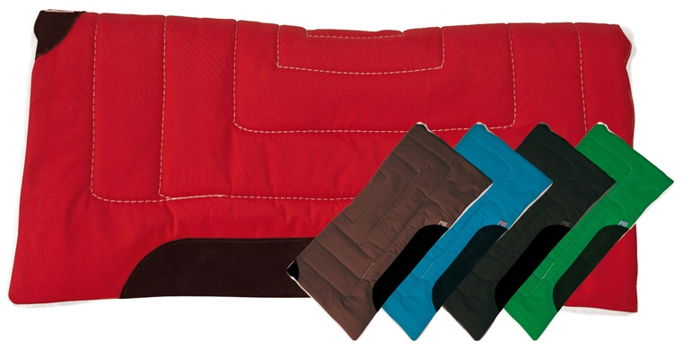 Pools Worker Cordura Saddle Pad