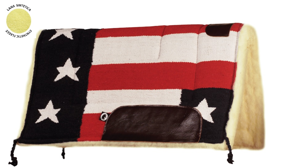 Pad USA Flag color