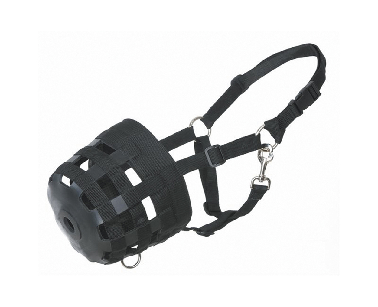 Nylon and Neoprene muzzle