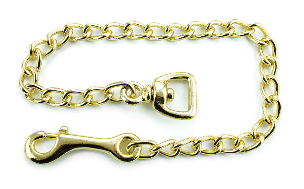 Lead Chain Brass