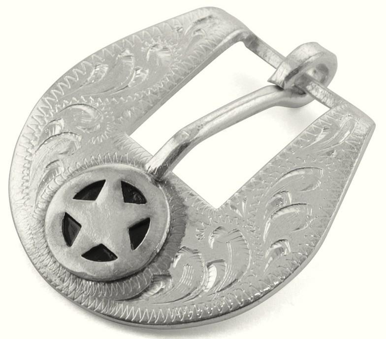 Spänne Silver Star