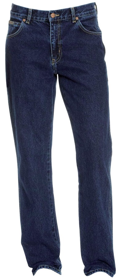 Jeans Man Texas Stretch Wrangler Blue