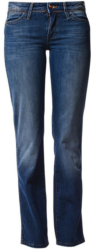 Jeans Wrangler Sara Wash Blue