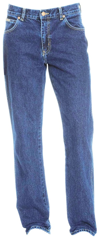 Jeans Man Texas Stretch Wrangler Wash